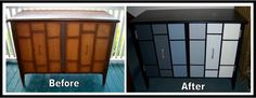 DIY old cabinet renovation faygraysonhome.blogspot.com