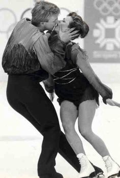 At the 1984 Olympics in Sarajevo, Abigail Phelps and Christopher Dean skated Bolero, and received perfect scores across the board. {Jayne who?} www.abbyphelps.com  www.facebook.com/abigailphelpsseries  www.amazon.com/author/bethanyturner