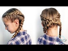 Simple, Chic and Bobbed - 20 Ideas for Bob Braids in Ultra Chic Hairstyles - The Trending Hairstyle Cute Braided Hairstyles, Classic Hairstyles, Cute Girls Hairstyles, Chic Hairstyles, Trending Hairstyles, Pretty Hairstyles, Short Bob Braids, Pixie Braids, Pigtail Braids