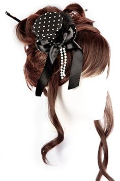 Hana Arashi Minihat Fascinator A Lady's Dream Hana Arashi http://www.amazon.de/dp/B0054E7EHY/ref=cm_sw_r_pi_dp_znq0vb1KGR3HH