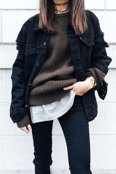 Get This Blogger's Crazy Cool Layered Look