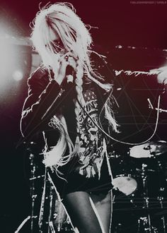 <3 The Pretty Reckless