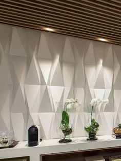 Bar Interior, Interior Walls, Lobby Design, Wall Texture Design, Home Stairs Design, Bedroom False Ceiling Design, Room Wall Painting, 3d Wall Decor, Elegant Dining Room