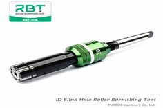 'RBT' is the sub-brand of PURROS Machinery Co., Ltd. focus on Global Standard for Roller Burnishing Tool. Roller burnishing is a surface finishing technique in which hardened, highly polished steel rollers are brought into pressure contact with a softer piece part.