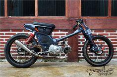 custom cub c70 indonesia purwokerto