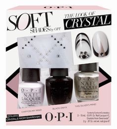 @opiproducts New Soft Shades for 2015!