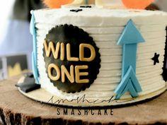 Mason Storm 'Wild One' birthday cake