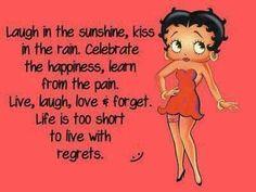 :-) Betty Boop