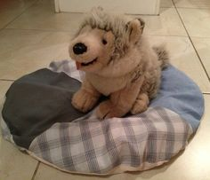 Refashioned Pet Bed