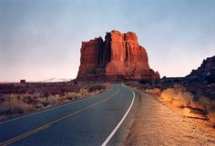 The American West has some of the best road trips drives and scenery. #cntroadtrip