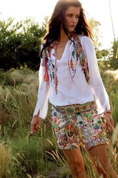 johnny was fashion + bohemian | Johnny Was Collection is a beautifully crafted, luxurious, flowing ...