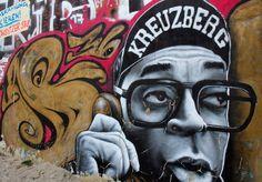 Spike Lee, Kreuzberg, Graffiti Art by MTO - Berlin, Germany #dotherightthing  #spikelee #spike #lee #kreuzberg #graffiti #art #streetart #graffitart #MTO #berlin #kantina #kreuzberg