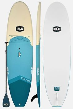 Cruiser Paddle Board Soft Top With Paddle Sup Stand Up Paddle, Sup Boards, Sup Yoga, Standup Paddle Board, Sup Surf, Thing 1, Paddle Boarding, Dog Friends, Surfing