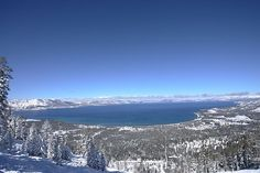 Lake Tahoe, Squaw Creek Resort, CA
