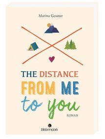 Dinchen´s Welt der Bücher:   Rezension   The Distance from me to you von Mari...