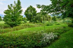 Arboretum Volcji Potok, Slowenien  ... #ifeelslovenia #twoslo #volcjipotok #slowenien