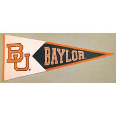 Baylor Classic Pennant