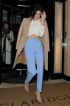 Vote! Which Celebrity Had the Best Weekend Street Style? // Kendall Jenner | stylebistro.com
