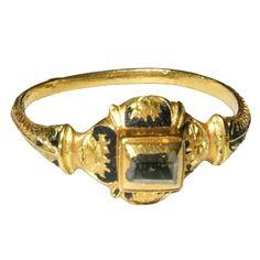 Renaissance Diamond Ring
