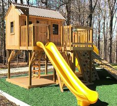 playhouse play-set plan