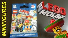 THE LEGO MOVIE MINIFIGURES UNBOXING! Opening 1 of 3 Blind Bags!