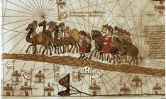Interactive Map Presents a New Way to Look at Human History, Using Cutting-Edge Science Story Of The World, Marco Polo, Interactive Map, Silk Road, India Travel, Trip Planning, Prison, Medieval, Literature