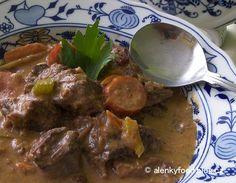 Selský guláš z Burgundska