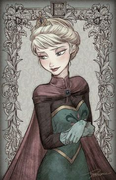 Find images and videos about disney, Queen and frozen on We Heart It - the app to get lost in what you love. Disney Pixar, Disney Animation, Walt Disney, Disney Nerd, Frozen Disney, Disney Fan Art, Disney Girls, Disney And Dreamworks, Disney Magic