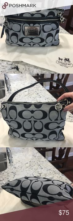 Coach Poppy New condition, Mab used twice. Coach Bags