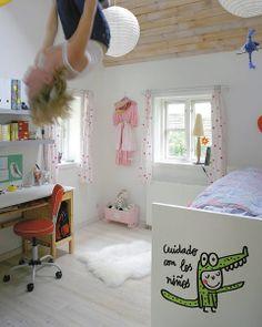 118 mejores imágenes de Cuartos para niñas | Child room, Playroom y ...
