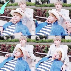 BTS 2016 Summer Package in Dubai - Suga and V