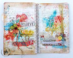 PaperHaus Magazine: Lynn brings us a stunning tutorial....