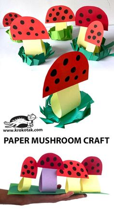 Halloween Crafts For Toddlers, Fall Crafts For Kids, Paper Crafts For Kids, Craft Activities For Kids, Toddler Crafts, Spring Crafts, Toddler Activities, Diy For Kids, Fun Crafts