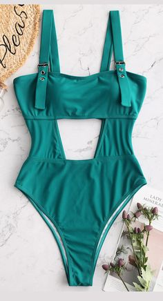ea0362f7c3d Take your swimsuit to the next level with this on-trend one-piece swimwear