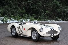 1956 Aston Martin DB3S | Cars for sale | FISKENS