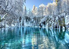 Plitvice meren in Kroatië. Wow!!!