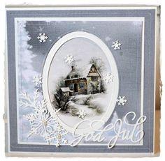 Gro's kort og sånnt: Jul igjen :-)