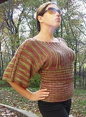 Ravelry: Autumn Kimono Style Sweater pattern by Karla Repperger free pattern