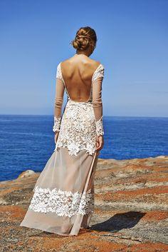 Grace Loves Lace Wedding Dresses for the Unique Bride: the Golden Hour
