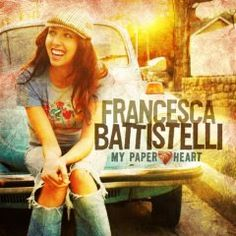 Francesca Battistelli - My Paper Heart CD... ( I have this one, and love it.)
