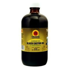 Jamaican Black Castor Oil 8oz