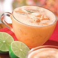Sherbet Punch recipes for lime, orange and pineapple variations.
