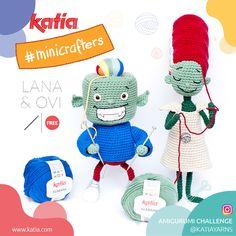 Crochet Hats, Halloween, Mini, Cotton, Free, How To Knit, Amigurumi, Tejidos, Manualidades