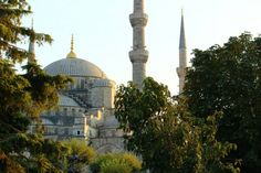 Istanbul's incredible Blue Mosque