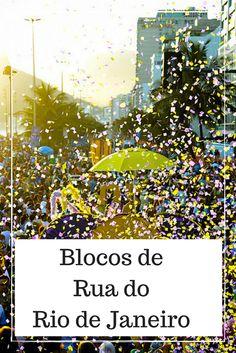 Confira a programação dos blocos de rua do Rio de Janeiro 2017