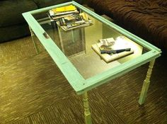 coffee table http://www.etsy.com/listing/98226987/repurposed-window-coffee-table?ref=cat3_gallery_7
