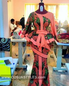 trendy african fashion ankara styles new ankara styles day gowns # Related posts:The wave of ready-to-wear African clothing African Print Dresses, African Print Fashion, Africa Fashion, African Fashion Dresses, African Dress, African Prints, Ankara Skirt And Blouse, Ankara Dress, African Attire