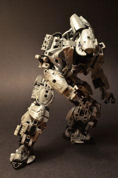 Shellshock: Steel Fury: A LEGO® creation by [ Chro ] : MOCpages.com
