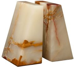 Marble Wedge Bookends >>> Learn more by visiting the image link.