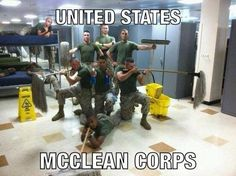 Love me some military men lol Military Jokes, Military Life, Army Humor, Army Jokes, Military Guys, Marine Corps Humor, Be My Hero, Marine Mom, Armed Forces